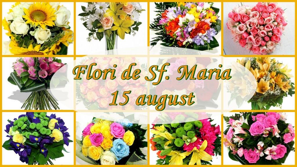15 August - Sf. Maria
